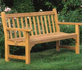 Benches and Armchairs